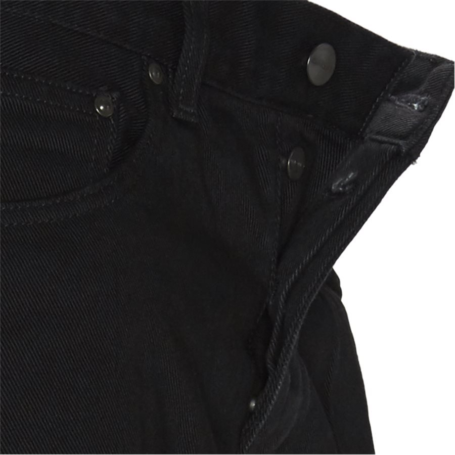 NEWEL PANT I024905. - Jeans - Relaxed fit - BLACK RINSED - 4